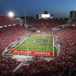 Ohio State University, Horseshoe stadium - 101 568 sjedećih mjesta