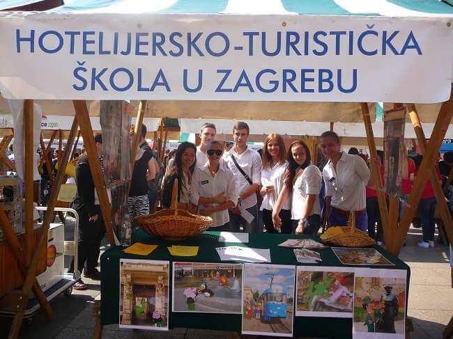 Na manifestaciji 'Dojdi osmaš' sudjeluje preko 80 srednjih škola