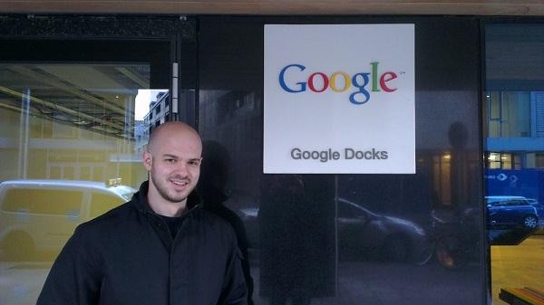 Bez 'štele' i preporuke mladi Zagrepčanin se zaposlio na Googleu