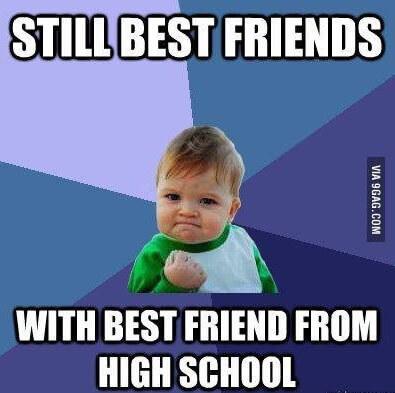 Prijatelji iz srednje škole