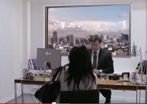 Video: Najstrašniji razgovor za posao svih vremena