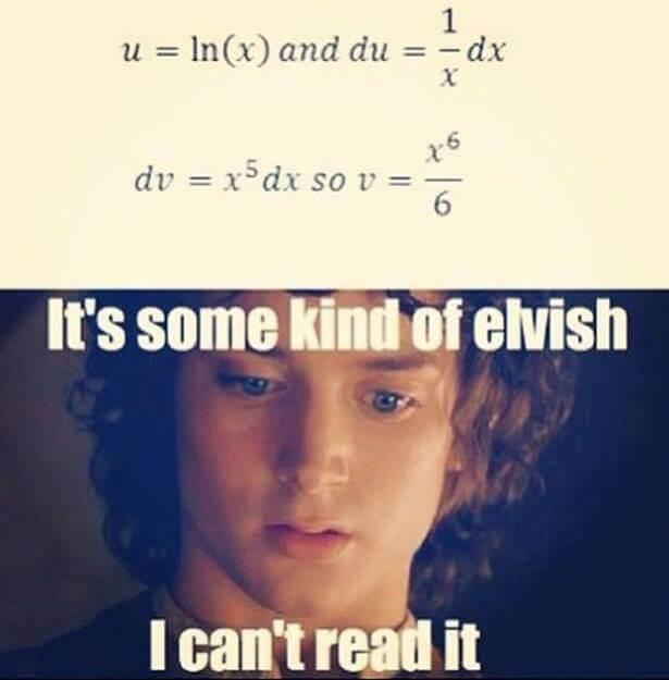 Kad ugledate zadatak iz matematike