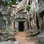 Angkor Wat u Kambodži