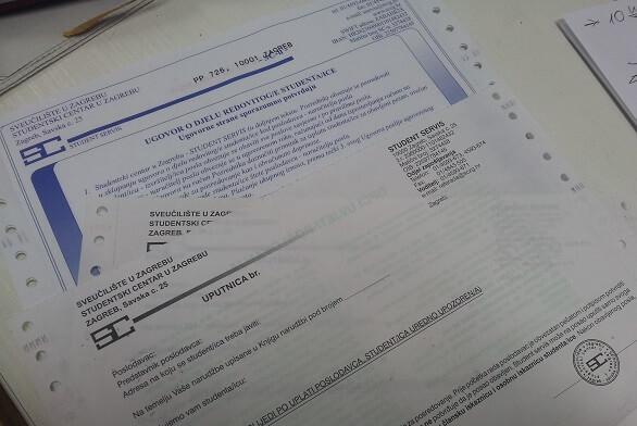 Hrvatski sabor upravo je usvojio Zakon o obavljanju studentskih poslova