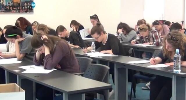 Na prijemnom u MIOC-u tek svaki deseti učenik ispit riješio sa 100 posto