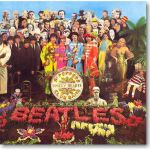 'Sgt Pepper's Lonely Hearts Club Band' - The Beatles