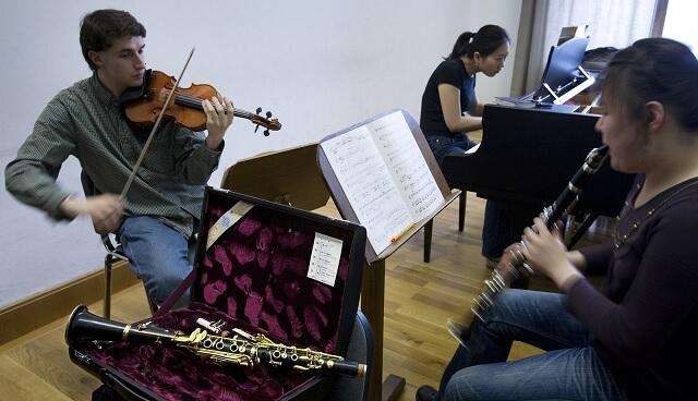 Sviranje glazbenih instrumenata najbolja je vježba za razvoj mozga