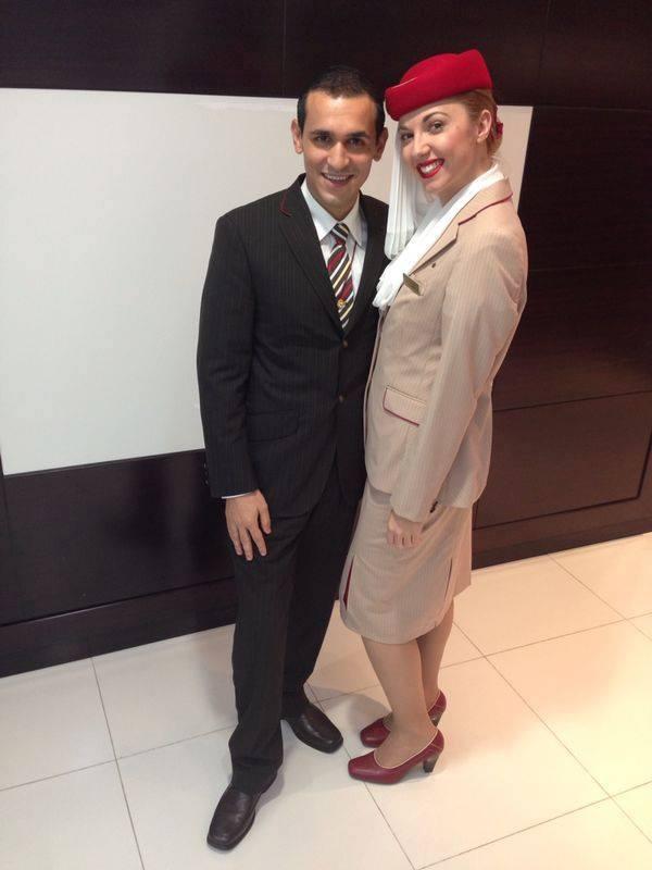 Hvaranka s dvije diplome sreću pronašla zaposlivši se kao stjuardesa u Dubaiju