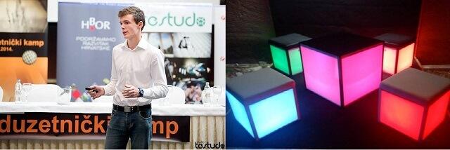 Devetnaestogodišnjak iz Solina kreirao pametne LED stolice