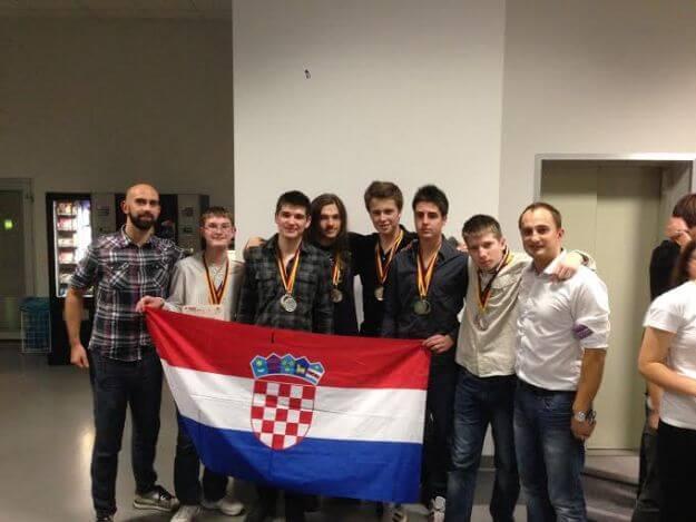 Pulski srednjoškolac bez greške do zlata na Srednjoeuropskoj matematičkoj olimpijadi