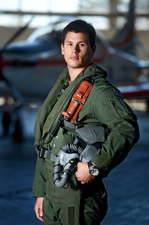 Najmlađi pilot hrvatske vojske: Svi rizici vrijede užitka letenja