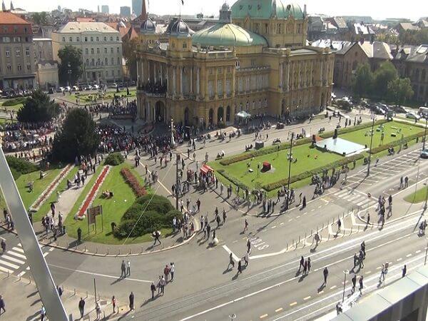 Video: Otvorena nova zgrada Muzičke akademije u Zagrebu