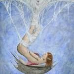 'Metamorfoza', akvarel i tuš