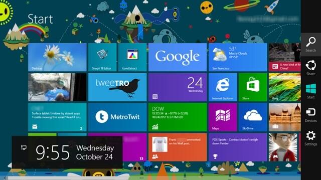 Ozloglašeni Windows 8 u nekoliko poteza možete pretvoriti u XP ili 'sedmicu'