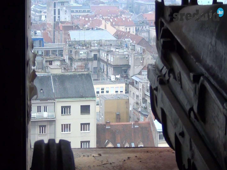 Video: Upoznajte gričkog topnika zaslužnog za 'zagrebački pucanj u podne'
