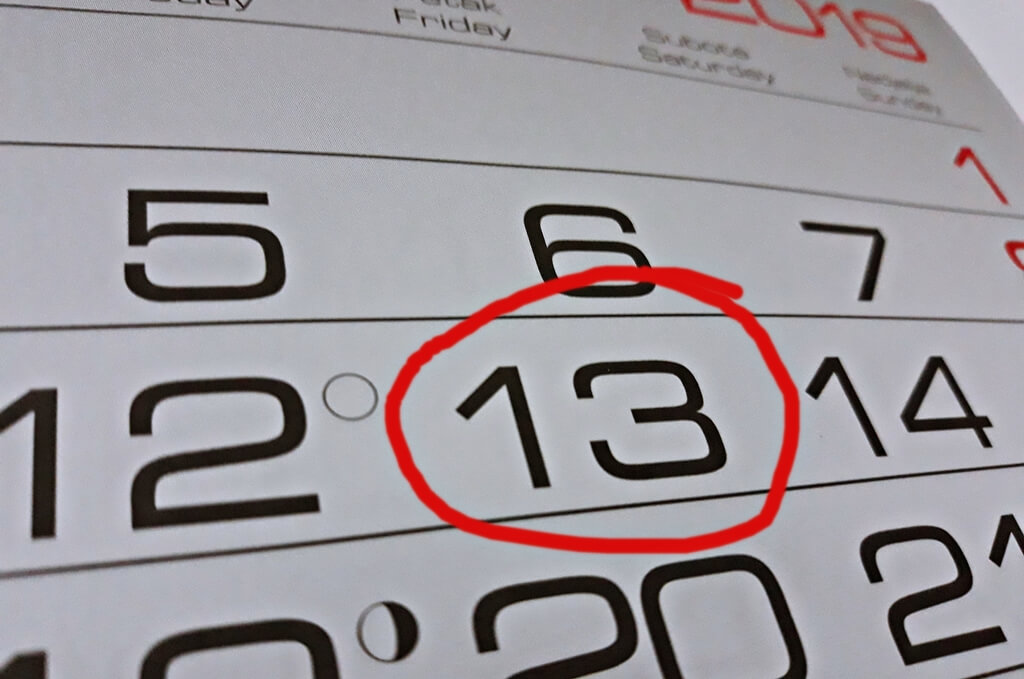 Sve što trebate znati o petku 13.