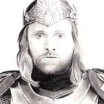 Viggo Mortensen kao Aragorn
