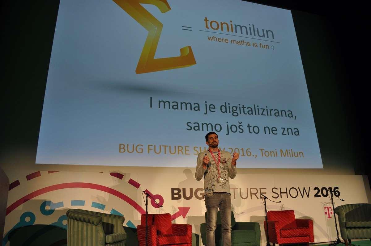 Profesor Toni Milun: I mama ti je digitalizirana, samo još to ne zna