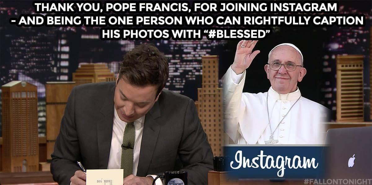 Papa Franjo u dva dana pokorio Instagram