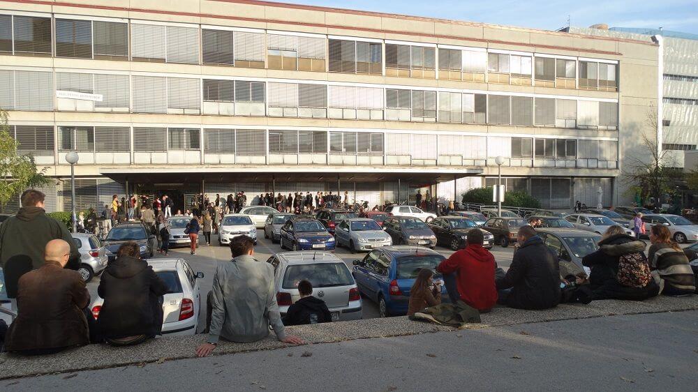 Mjesta ostalo i za jesenski rok: Jedan od većih zagrebačkih fakulteta sutra održava prijemni ispit