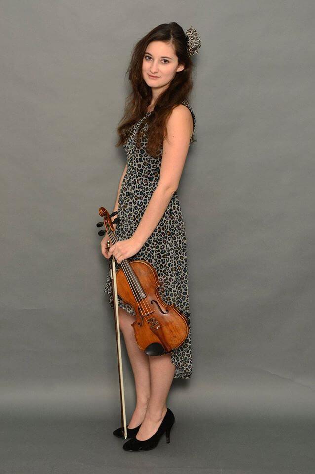 Mlada hrvatska violinistica osvojila svijet