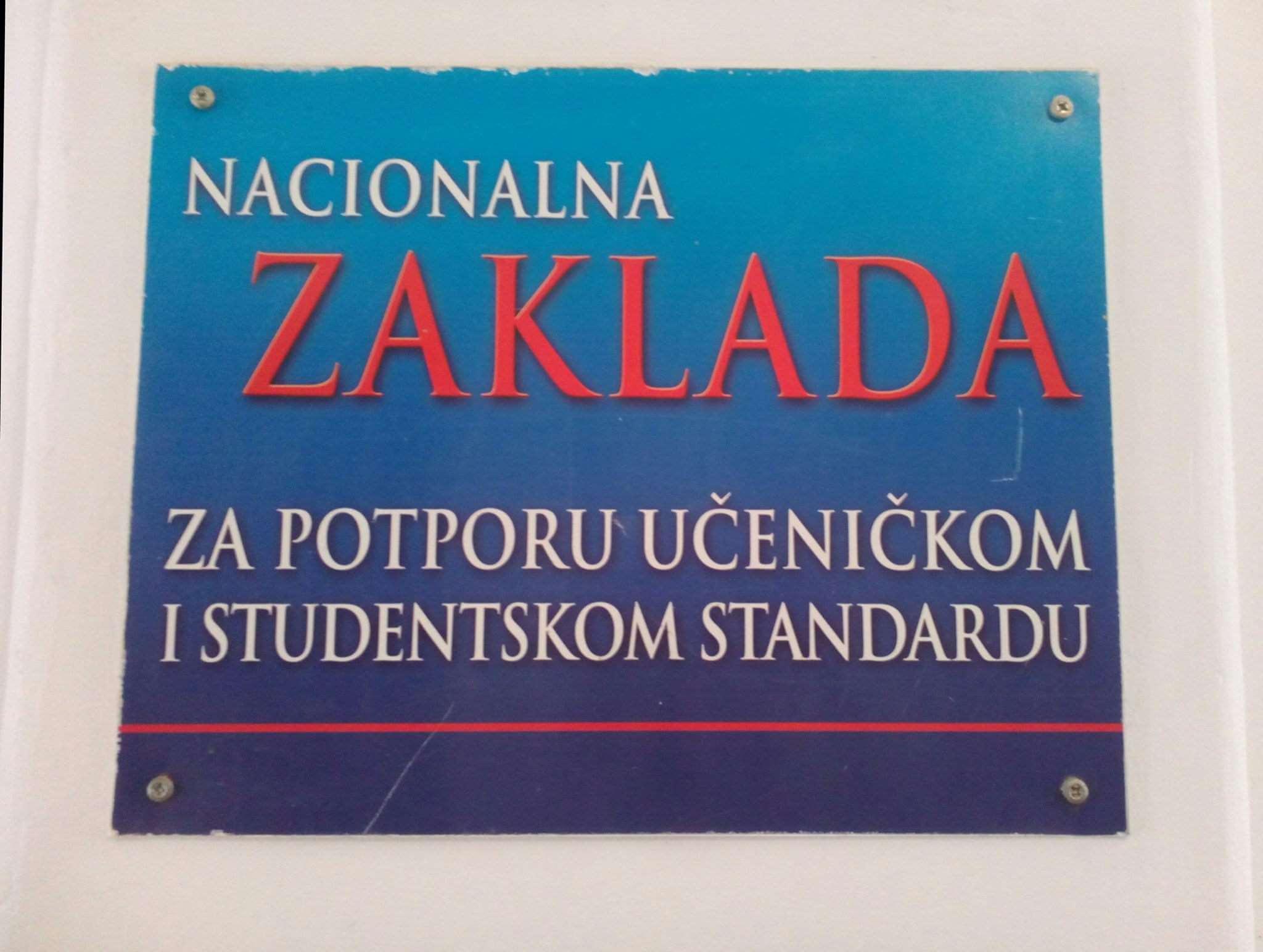Raspisan dugo očekivani natječaj za stipendije kontroverzne Nacionalne zaklade