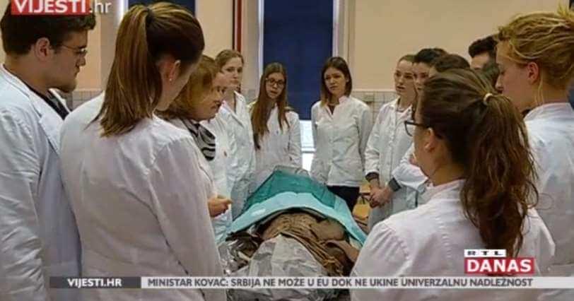 Postani mumija: Doniraj svoje tijelo nakon smrti budućim liječnicima