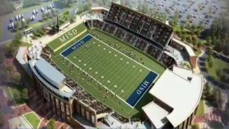 Srednjoškolcima će izgraditi sportski stadion vrijedan 62.8 milijuna dolara!