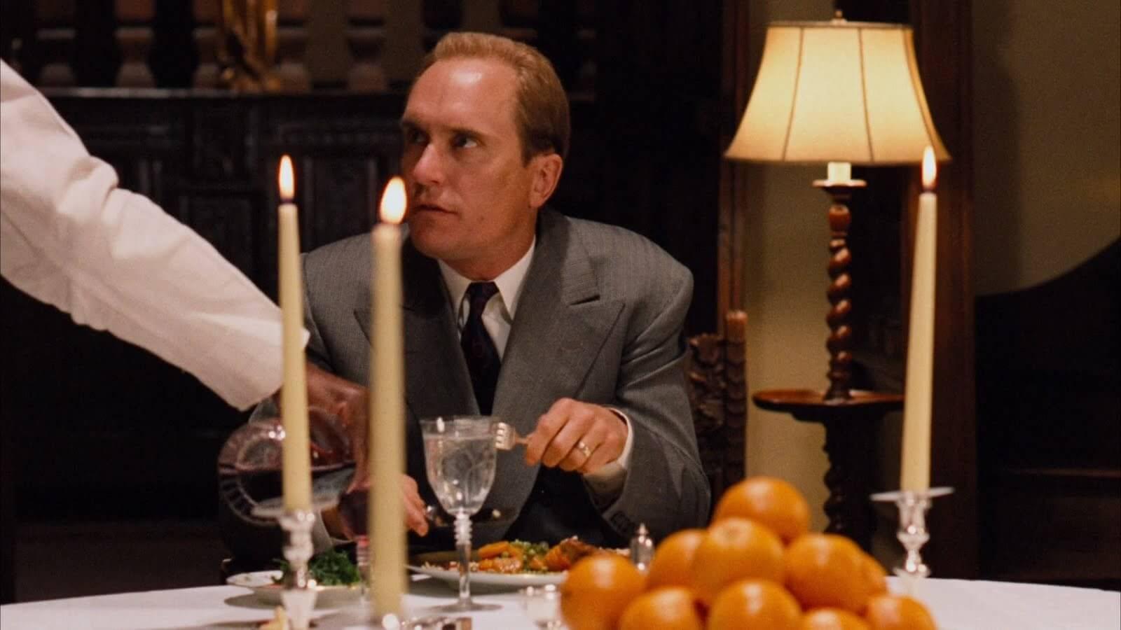 Otkud tolike naranče u trilogiji Kum?