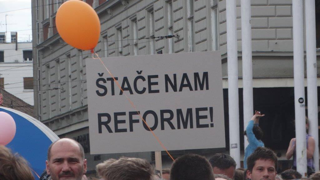prosvjed za cjelovitu kurikularnu reformu 1. lipnja 2016.