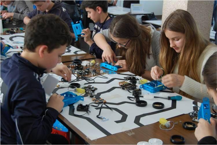 Želite robota u svojoj školi? Prijavite se u Croatian Makers ligu i možete ga dobiti na poklon