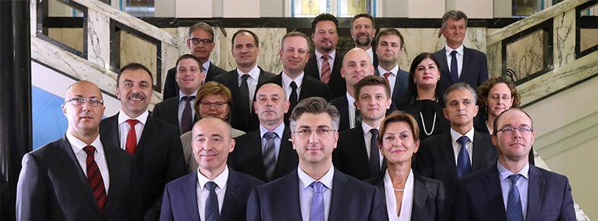 Orepić ima titulu trenera fitnessa, a troje novih ministara još su studenti