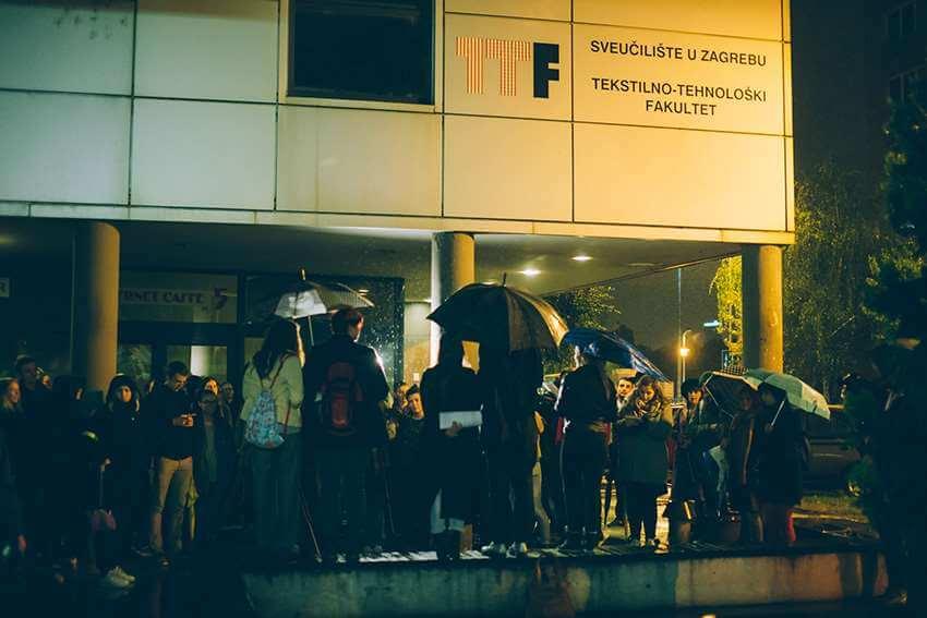 Plenum i Studentski zbor TTF-a i dalje se ne slažu po brojnim pitanjima
