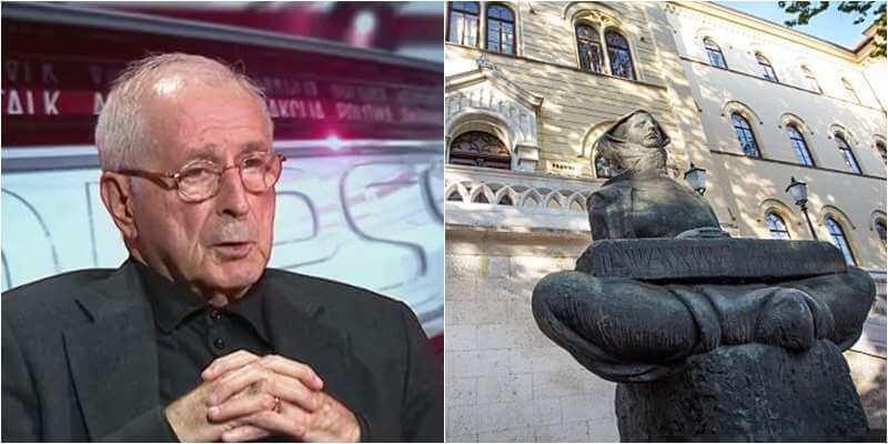 Komentar akademika Silobrčića: Strahote etičnosti profesora etike, prorektora Ante Čovića