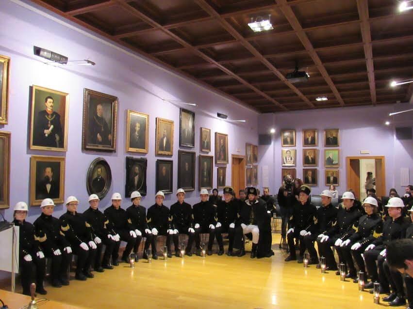 Brucoši jednog od najopasnijih zanimanja svečano primljeni u zagrebački Rektorat