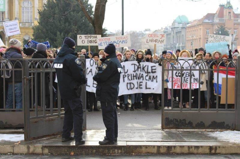 Senat Sveučilišta sutra odlučuje o ukidanju studija filozofije na Hrvatskim studijima