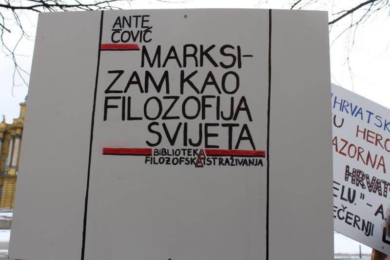 12 profesora filozofije: 'Prorektor Ante Čović je u višestrukom sukobu interesa s Hrvatskim studijima'