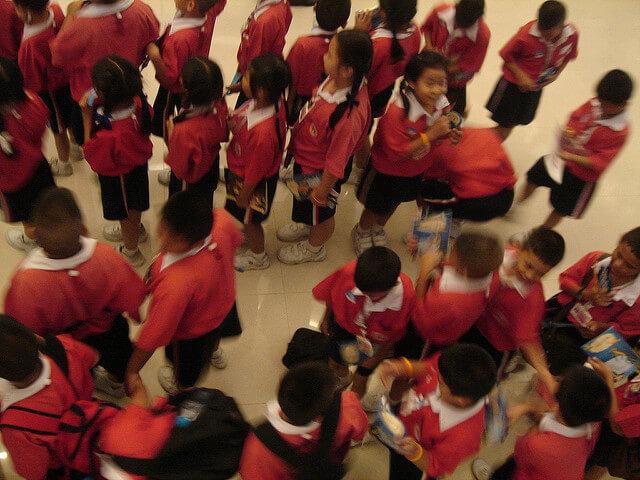 O uniformama se priča 'kad su topli obroci osigurani samo jednom dijelu škola'