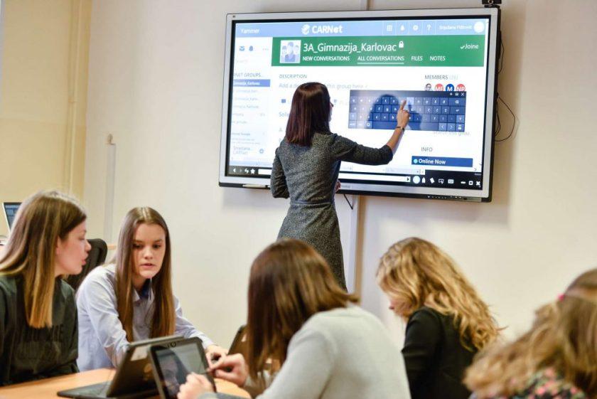FOTO: Učionica budućnosti u Karlovcu