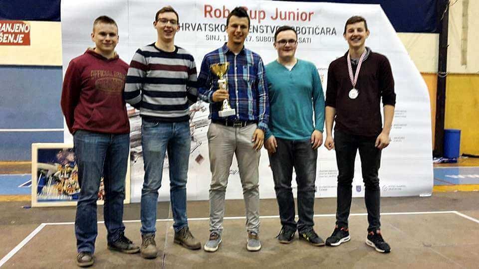 Finalisti Ideje godine iz Ludbrega idu u Japan na svjetsko natjecanje iz robotike
