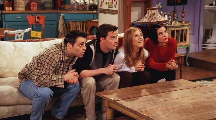 Osobe koje gledaju Prijatelje i Seinfelda na ispitu imaju bolje rezultate