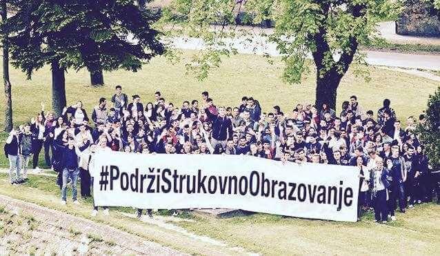 Profesori i učenici iz Siska sami krenuli u popularizaciju strukovnih škola