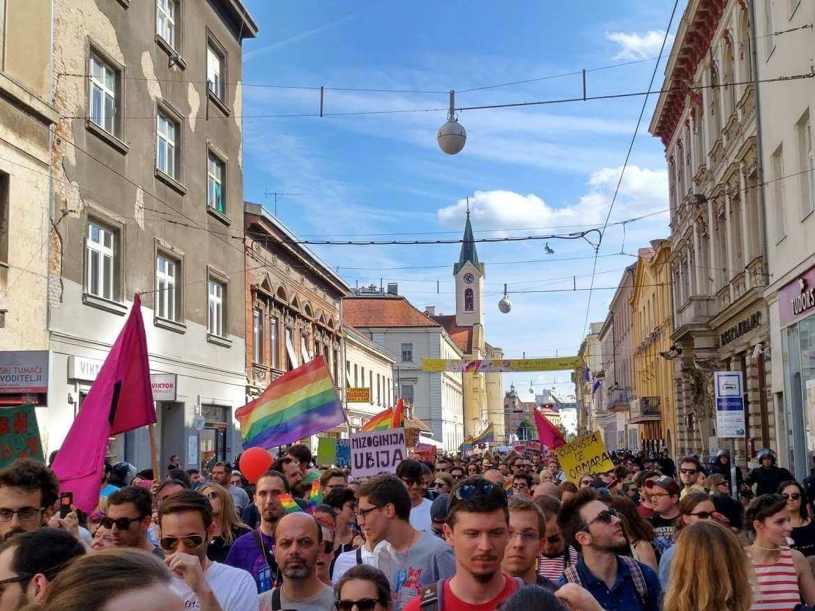 Zagreb Pride: Ove sam godine položio ispit
