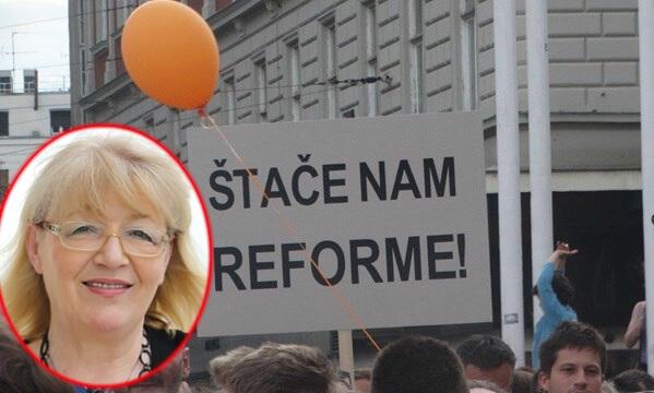 Konačan dokaz: Rektorski zbor nije pružio jednoglasnu podršku Dijani Vican