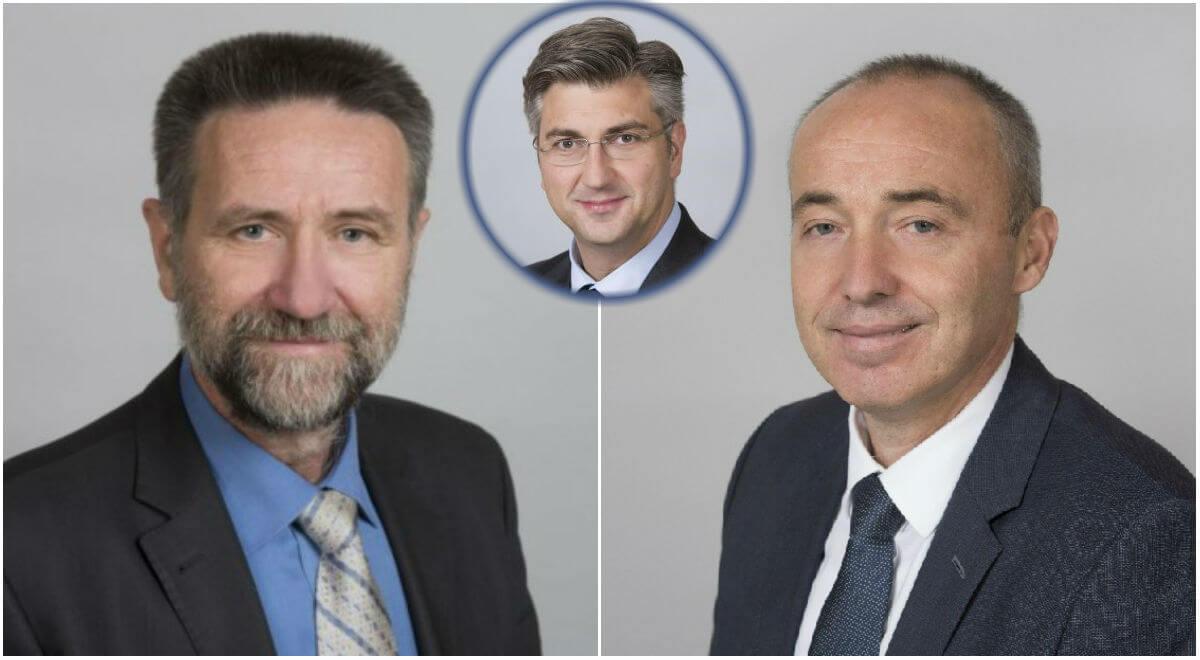 Plenkovićevi plagijatori vol. 2: Ministar obrane Krstičević prepisivao u završnom radu