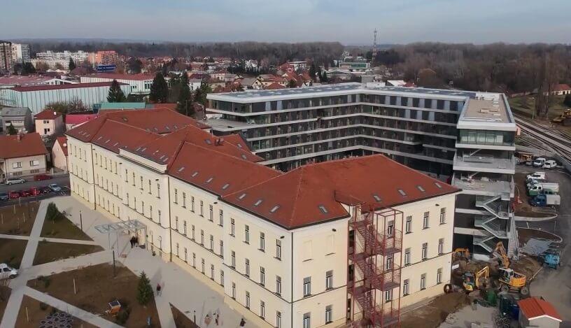 [FOTO] Zavirite u sobu i kupaonicu netom otvorenog najmodernijeg studentskog doma u Hrvatskoj