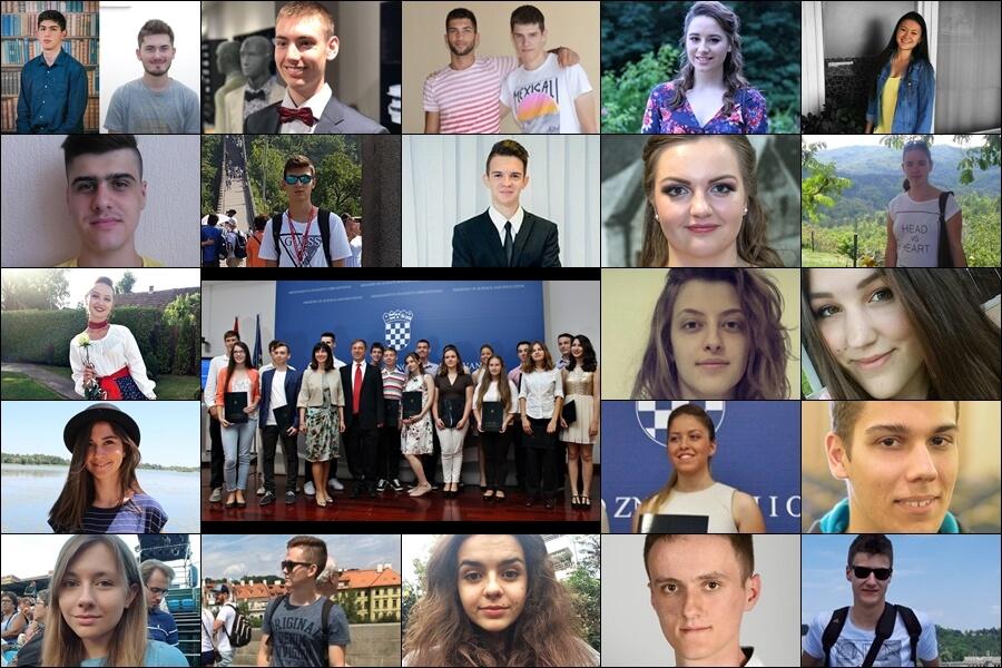 Ponos i budućnost Hrvatske koju moramo čuvati kao kap vode na dlanu: Ovo su najmaturanti 2017. godine