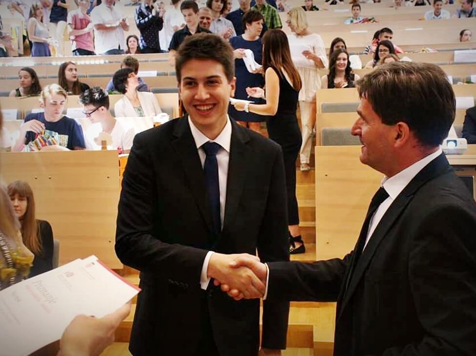 Prestigao i Janicu: Varaždinski maturant Ilija ima 8 olimpijskih medalja i pozivnicu za studiranje na  Cambridgeu