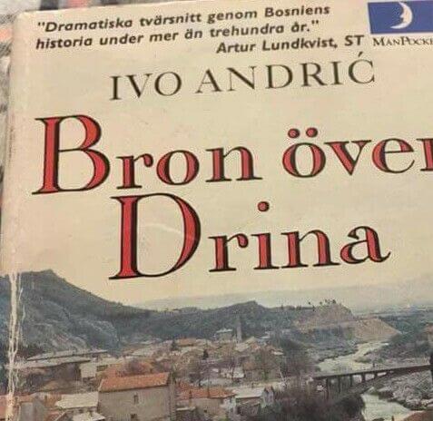 Kakva blamaža Šveđana: Pogledajte što su učinili od Andrićevog remek-djela Na Drini ćuprija