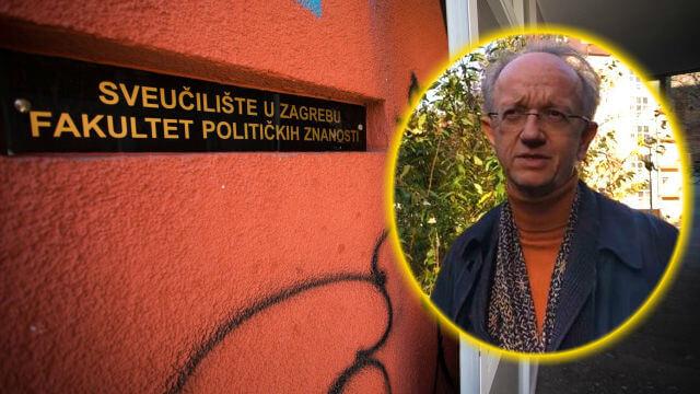 Dekan FPZG-a nepreciznim priopćenjem razbjesnio studente: Danas sve pojašnjava oko Istraživačkog novinarstva